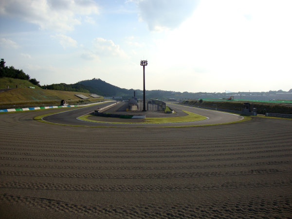 16-19 September, 2011, Twin Ring Motegi, JapanTwin Ring Motegi road course is in good shape and ready for the race(c)2011, Steve ShunckLAT Photo USA