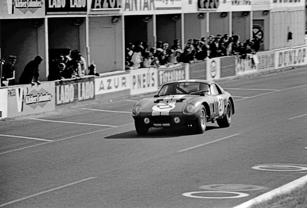 Reims-Gueux, France. 4th July 1965.