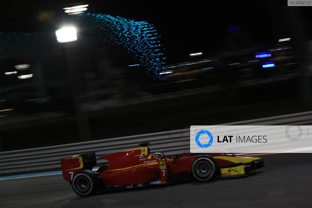 GP2/GP3 Post Season Test Abu Dhabi