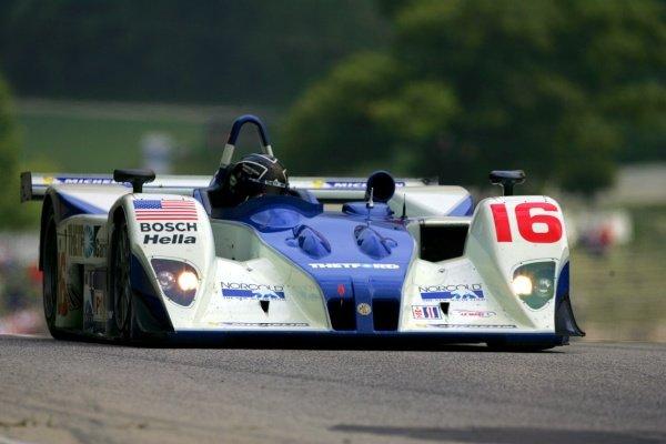 Butch Leitzinger (USA) Dyson Racing Lola B01/60 AER.American Le Mans Series, Rd7, Road America, Elkhart Lake, USA, 19-21 August 2005.DIGITAL IMAGE