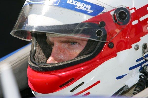 Chris Dyson (USA) Dyson Racing.American Le Mans Series, Rd7, Road America, Elkhart Lake, USA, 19-21 August 2005.DIGITAL IMAGE