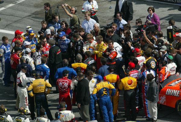 2004 NASCAR Daytona 500 - Priority