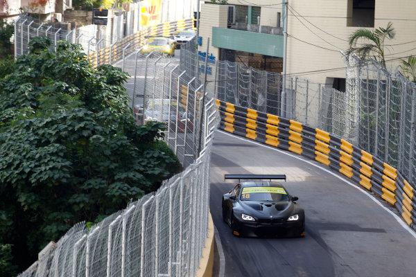 2015 FIA GT World Cup Circuit de Guia, Macau, China Friday 17 November 2017. Augusto Farfus, BMW Team Schnitzer, BMW M6 GT3  World Copyright: Alexander Trienitz/LAT Images ref: Digital Image 2017-Macau-GP-AT1-1273