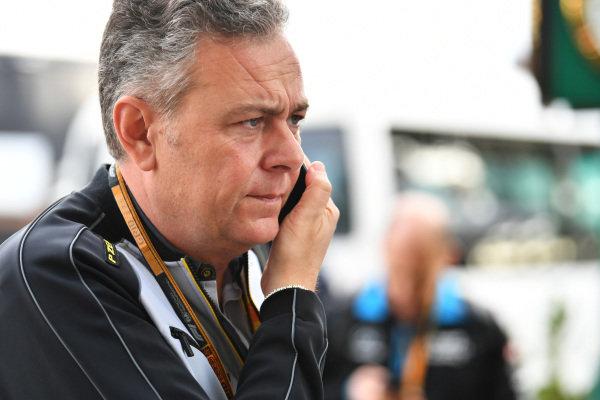 Mario Isola, Racing Manager, Pirelli Motorsport