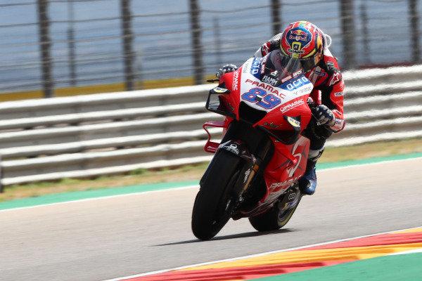 Jorge Martin, Pramac Racing .