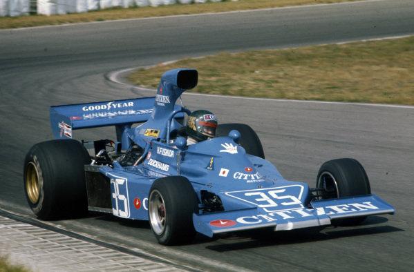 Hiroshi Fushida, Maki F101-02 Ford.