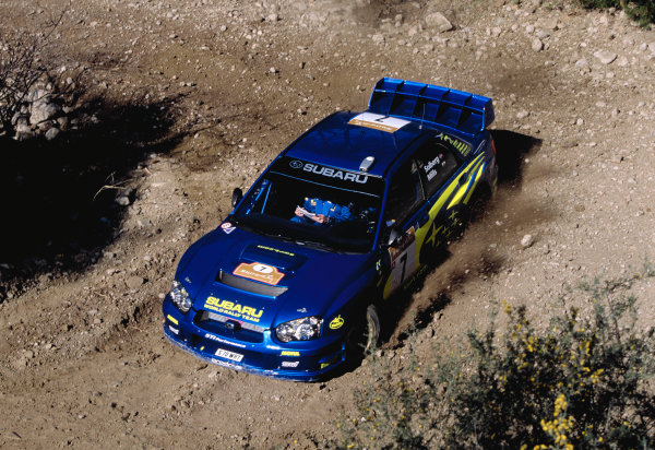 2003 FIA World Rally Championship