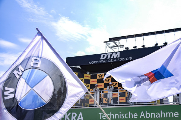 Atmosphere, BMW, winnig ceremony.