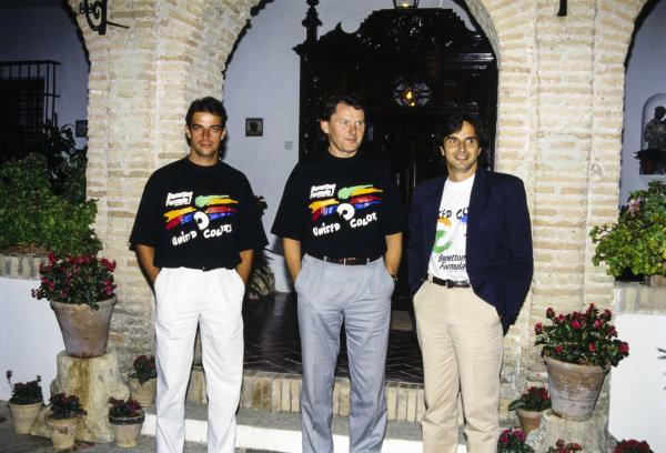 Formula 1 Photos: Spanish GP (1989)