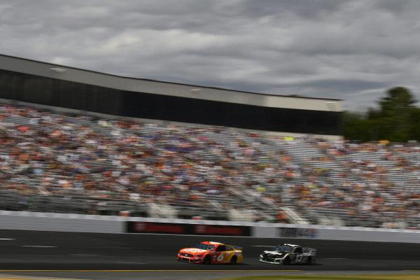 #6: Ryan Newman, Roush Fenway Racing, Ford Mustang Oscar Mayer/Velveeta