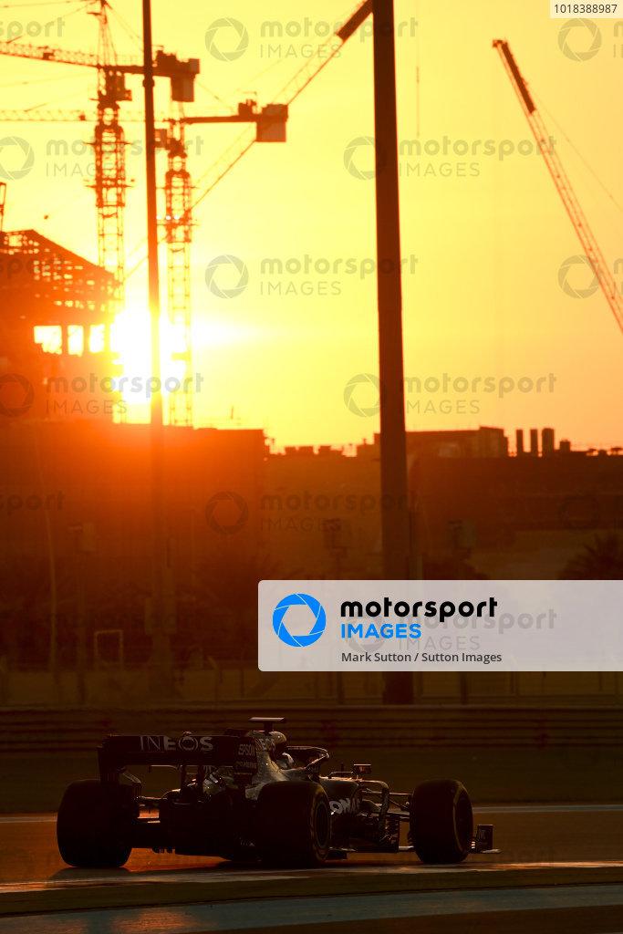 Nyck de Vries, Mercedes F1 W11 EQ Performance