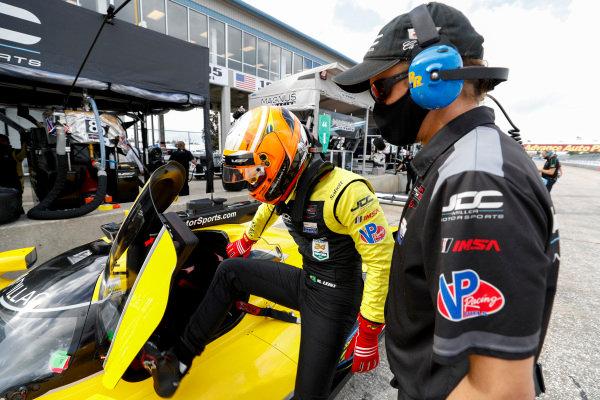 #85 JDC-Miller Motorsports Cadillac DPi, DPi: Matheus Leist,
