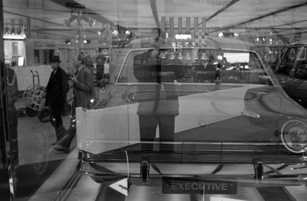 Ford Zodiac Mk IV, Executive model.