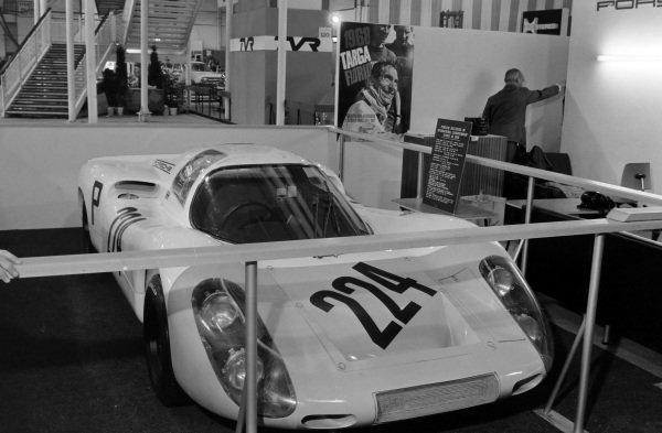 Porsche 907 Targa Florio winner.