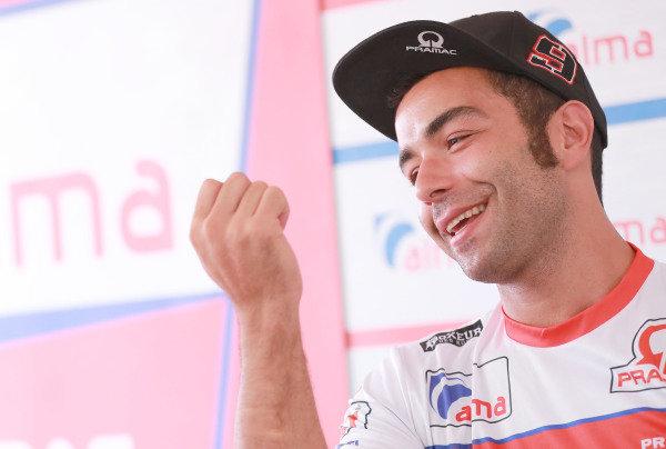 Danilo Petrucci, Pramac Racing.