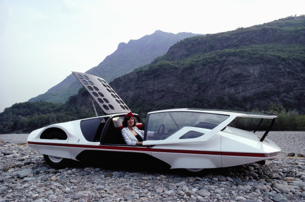 Concept Car, Pininfarina Ferrari 512 S Modulo, 1970