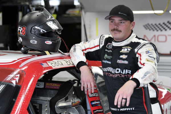 #02: Brett Moffitt, Our Motorsports, Chevrolet Camaro DESTINY HOMES