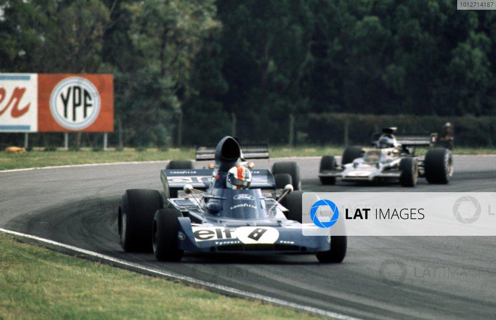 1973 Argentinian Grand Prix.