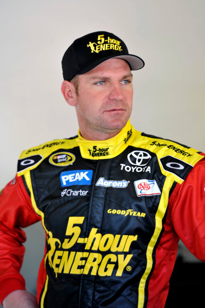 16-23 February, 2014, Daytona Beach, Florida, USA Clint Bowyer ©2014, Nigel Kinrade LAT Photo USA