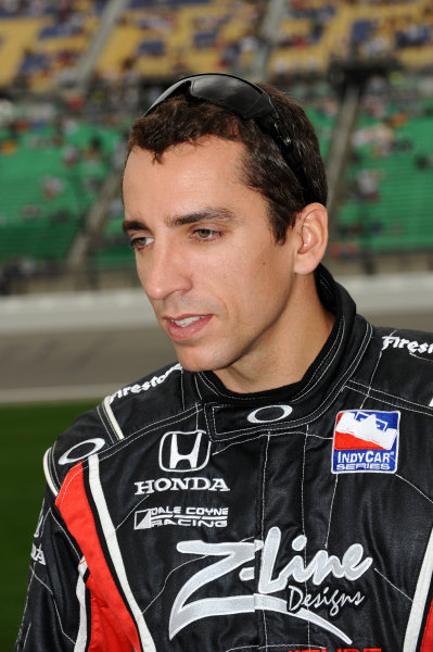 Justin Wilson (GBR), Dale Coyne Racing.