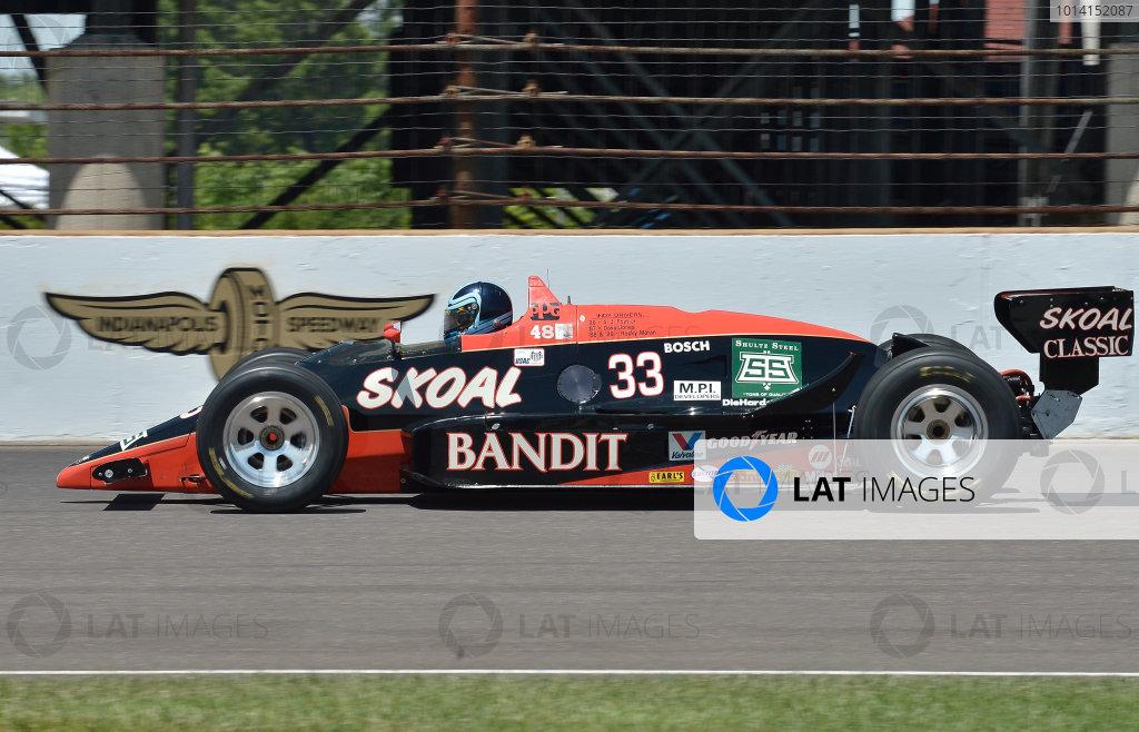 6-8 June, 2014, Indianapolis, Indiana, USA #83 1986 March 86C IndyCar ?2014 Dan R. Boyd LAT Photo USA