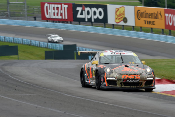 26-29 June, 2014, Watkins Glen, New York USA 24, Mark Llano, Gold, M, 2012 Porsche ?2014 Scott R LePage LAT Photo USA