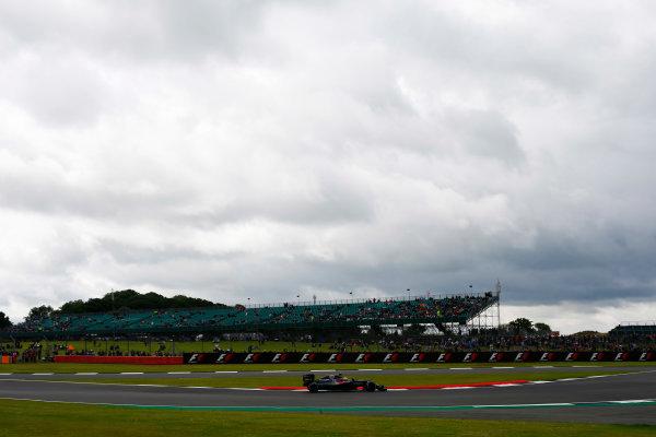 Silverstone, Northamptonshire, UK Friday 8 July 2016. Jenson Button, McLaren MP4-31 Honda. World Copyright: Hone/LAT Photographic ref: Digital Image _ONY7174