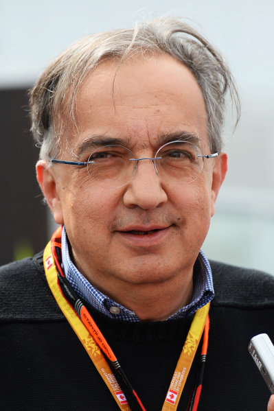 Sergio Marchionne (ITA) CEO FIAT at Formula One World Championship, Rd7, Canadian Grand Prix, Race, Montreal, Canada, Sunday 7 June 2015.