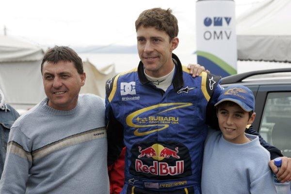 2007 FIA World Rally Champs. Round 6Rally Argentina, 3 May - 6 May Tavis Pastrana, Subaru, portraitWorld Copyright: McKlein/LAT