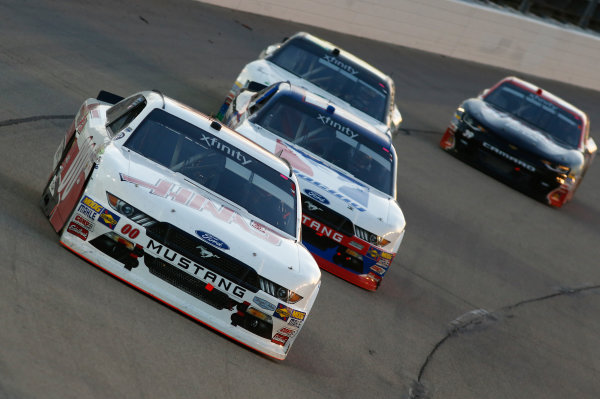 NASCAR XFINITY Series American Ethanol E15 250 presented by Enogen Iowa Speedway, Newton, IA USA Saturday 24 June 2017 Cole Custer, Haas Automation Ford Mustang World Copyright: Brett Moist LAT Images