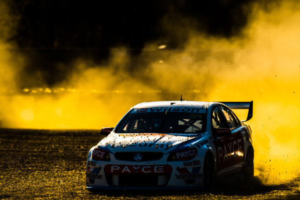 2017 Supercars Championship Round 8.  Ipswich SuperSprint, Queensland Raceway, Queensland, Australia. Friday 28th July to Sunday 30th July 2017. James Golding, Garry Rogers Motorsport.  World Copyright: Daniel Kalisz/ LAT Images Ref: Digital Image 280717_VASCR8_DKIMG_8064.jpg