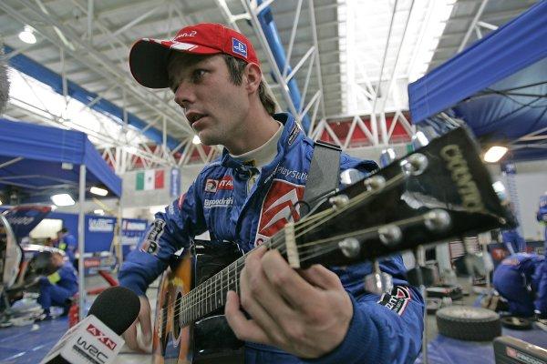 2006 FIA World Rally Champs. Round Three; Rally Mexico.; 2nd - 5th March 2006.Sebastien Loeb; Citroen; portrait.World Copyright: LAT/McKleinref: WRCMEX06-9 JPG