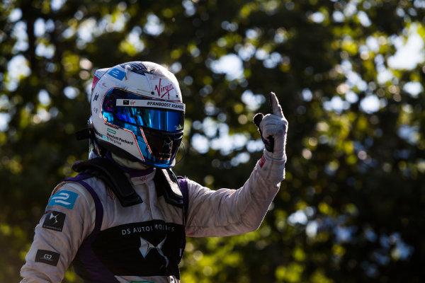2015 Formula E  Buenos Aires e-Prix, Argentina Saturday 6 February 2016. Sam Bird (GBR), DS Virgin Racing DSV-01  Photo: Sam Bloxham/FIA Formula E/LAT ref: Digital Image _SBL1042