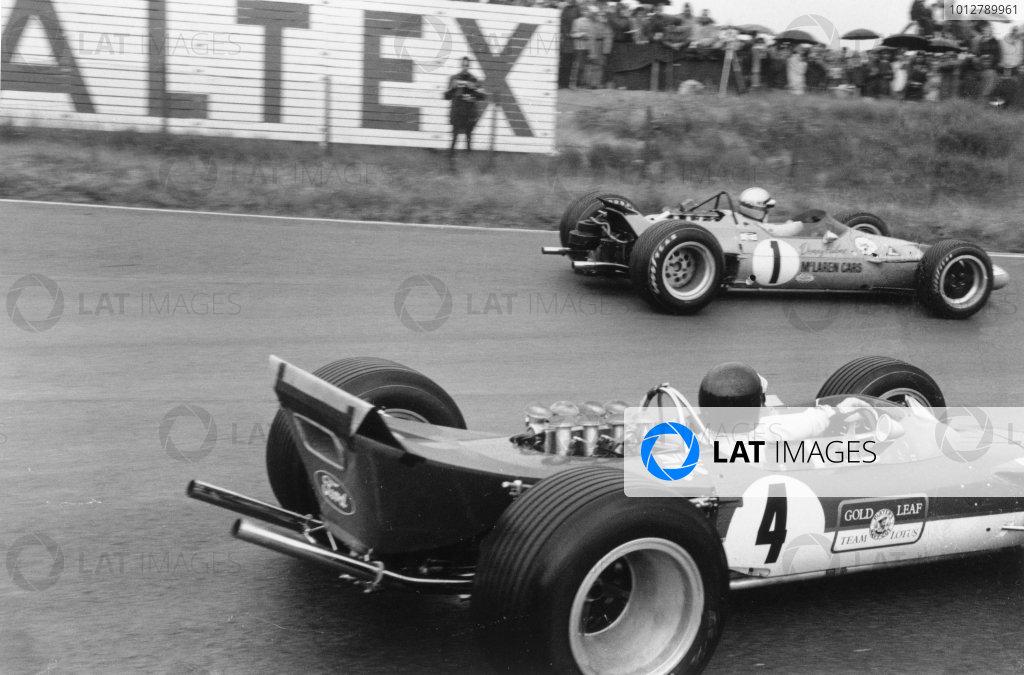 1968 Dutch Grand Prix.