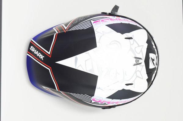 2017 MotoGP Championship - Round 16 Phillip Island, Australia. Thursday 19 October 2017 Scott Redding, Pramac Racing helmet World Copyright: Gold and Goose / LAT Images ref: Digital Image 698158