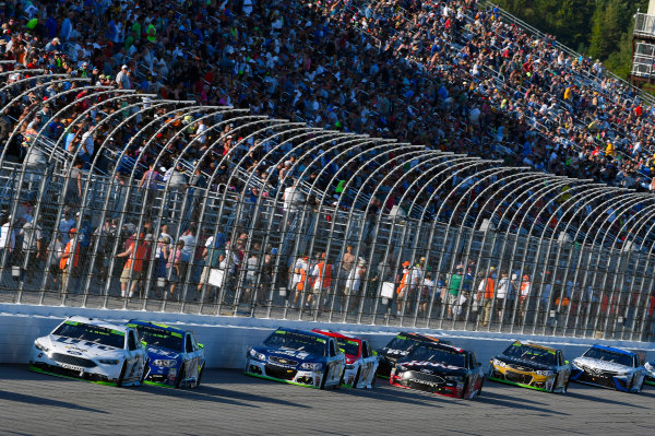 Monster Energy Nascar Cup Series Ism Connect 300 New Hampshire Motor Speedway Loudon Nh Usa