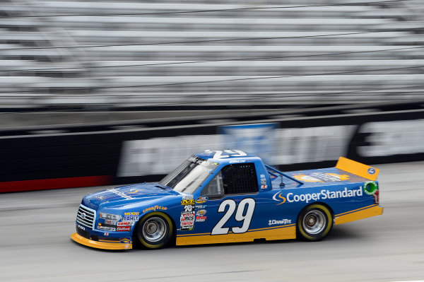 NASCAR Camping World Truck Series UNOH 200 Bristol Motor Speedway, Bristol, TN USA Wednesday 16 August 2017 Chase Briscoe, Cooper Standard Ford F150 World Copyright: John K Harrelson LAT Images