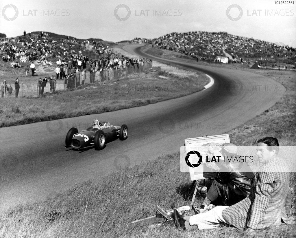 1961 Dutch Grand Prix.