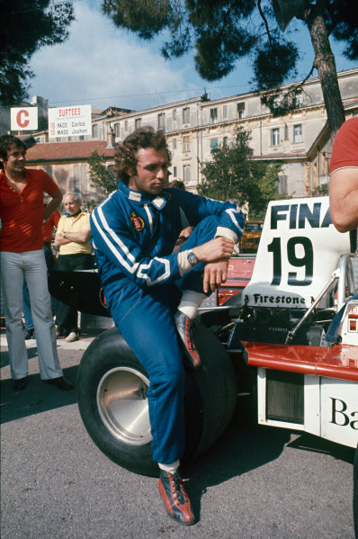 Monte Carlo, Monaco. 23-26 May 1974. Jochen Mass (Surtees TS16 Ford). Did not start due to a lack of parts. Ref: 74MON10. World Copyright - LAT Photographic