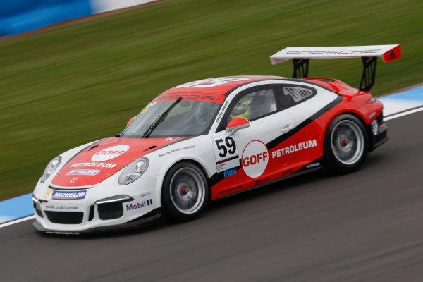 James Pickford (GBR) In2 Racing Porsche Carrera Cup