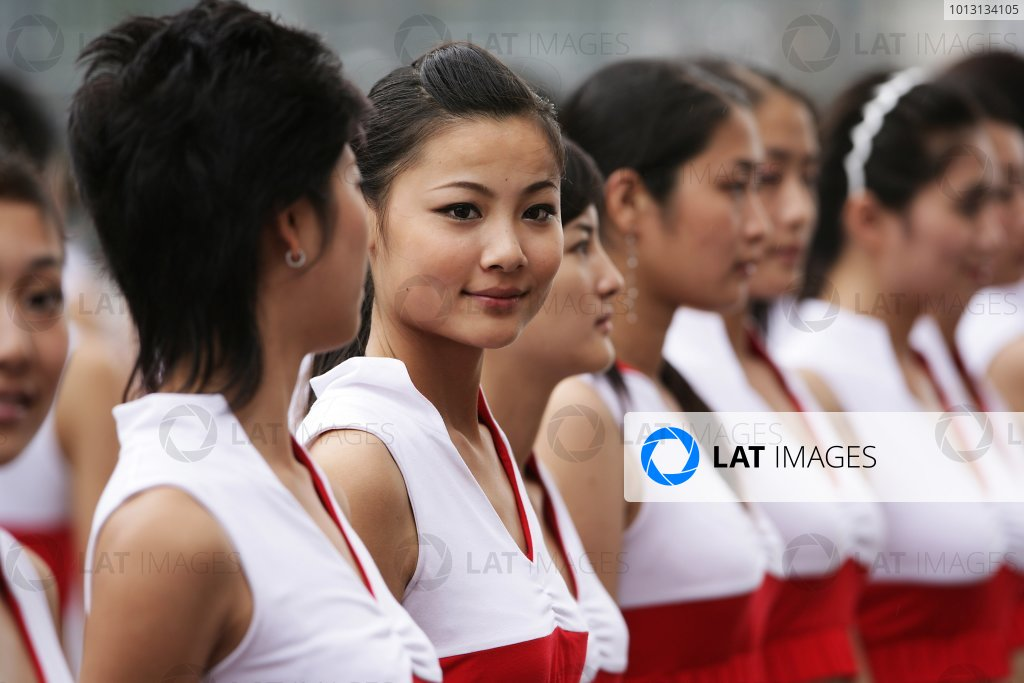 2007 Chinese Grand Prix - Porsche Asia Race 2