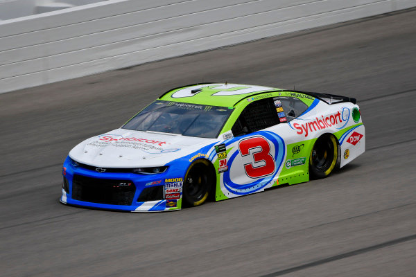 #3: Austin Dillon, Richard Childress Racing, Chevrolet Camaro Symbicort