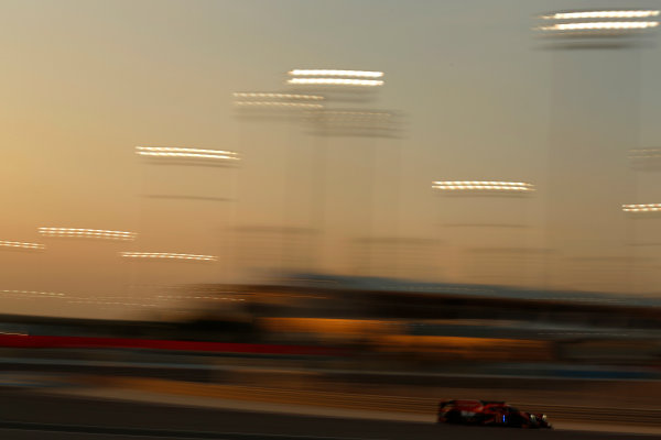 2015 FIA World Endurance Championship Bahrain 6-Hours Bahrain International Circuit, Bahrain Saturday 21 November 2015.Roman Rusinov, Julien Canal, Sam Bird (#26 LMP2 G-Drive Racing Ligier JS P2 Nissan). World Copyright: Alastair Staley/LAT Photographic ref: Digital Image _R6T0124
