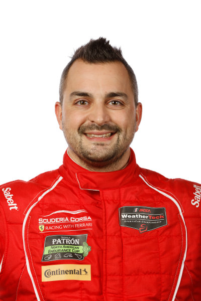 8-10 January, 2016, Daytona Beach, Florida USA Alessandro Balzan ?2016, Michael L. Levitt LAT Photo USA