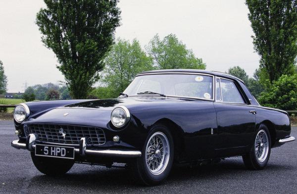 Ferrari 250GT Coupe Pininfarina, 1958