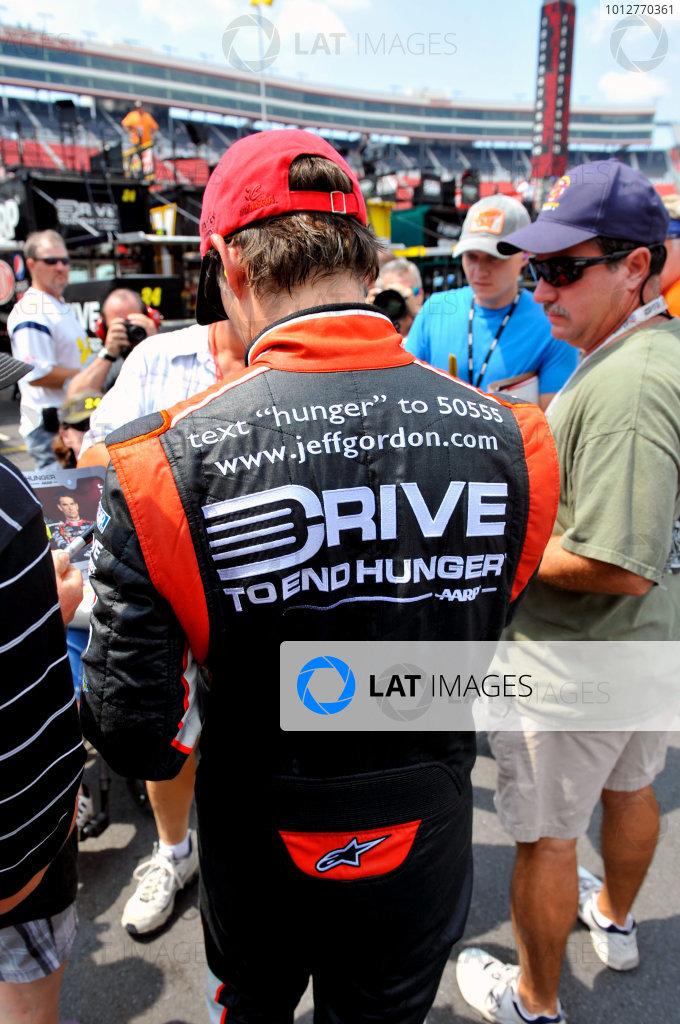 26-27 August, 2011, Bristol, Tennessee USAJeff Gordon(c)2011, LAT SouthLAT Photo USA