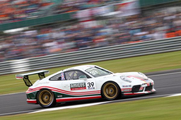 George Gamble  - Porsche