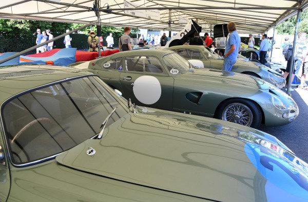 Aston Martin Celebration