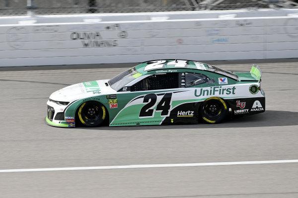 #24: William Byron, Hendrick Motorsports, Chevrolet Camaro UniFirst
