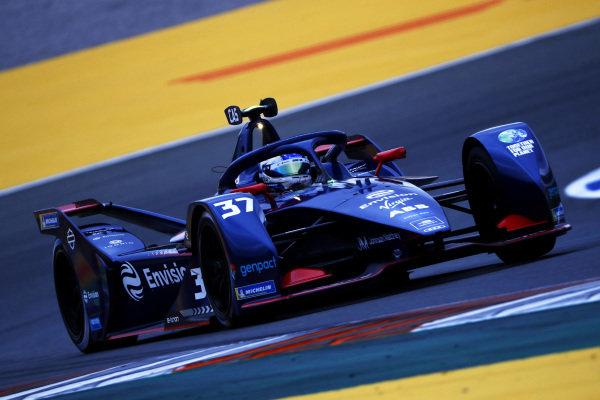 Nick Cassidy (NZL), Envision Virgin Racing, Audi e-tron FE07
